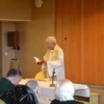 messe catholique en EHPAD