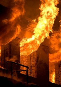 incendie en EHPAD